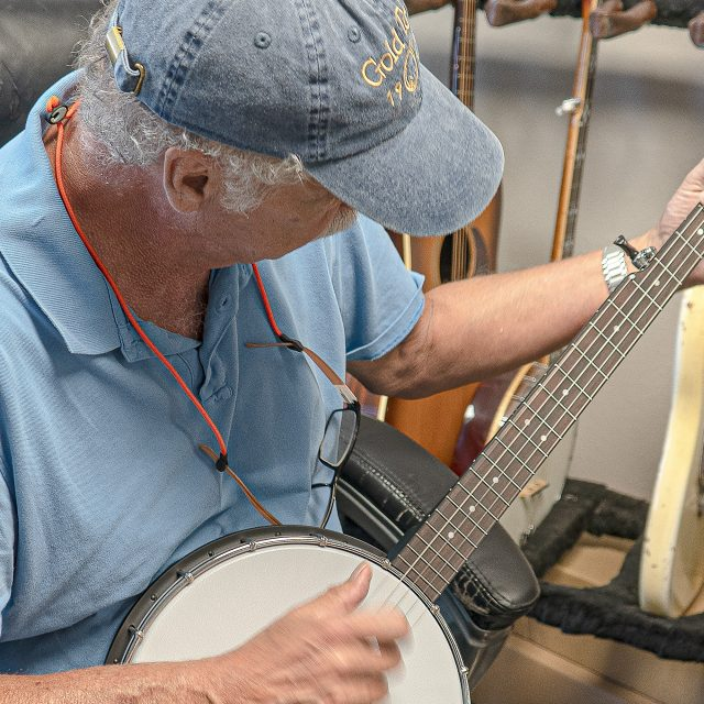Choosing Your First Banjo